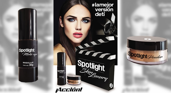 Spotlight Skin Luxury