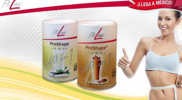 ProShape All in 1, Peso Saludable